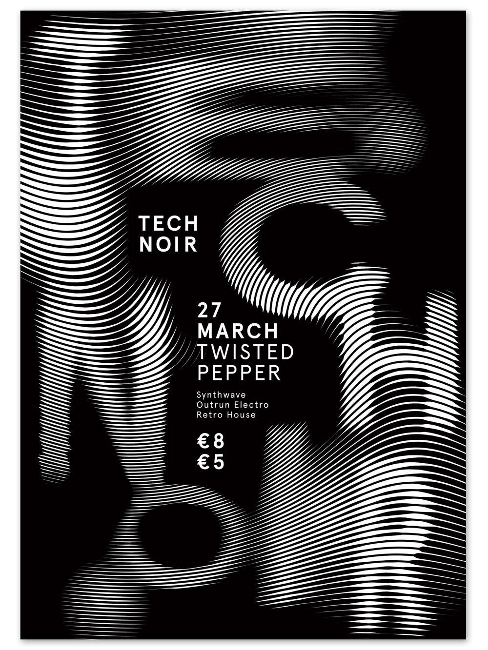 Tech Noir, Ronan Kelly