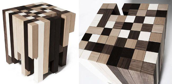 Designer couchtisch trend holz glas bauhaus shop design for Couchtisch holz und glas