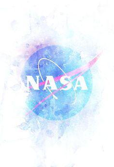 NASA watercolor (8x10, 11x17, or 13x19) Nasa