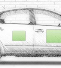 Car Door Magnets Magnetic Car Signs Custom Car Door Magnets - Custom car magnet signs