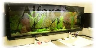 Resultado de imagen de встроенный аквариум