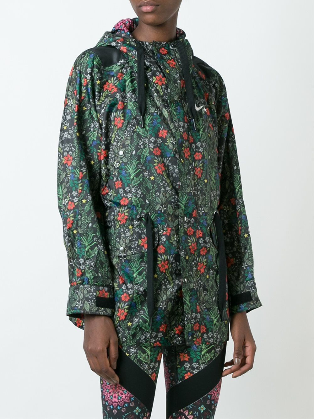 Nike NikeLab x RT floral jacket  73849b0ce