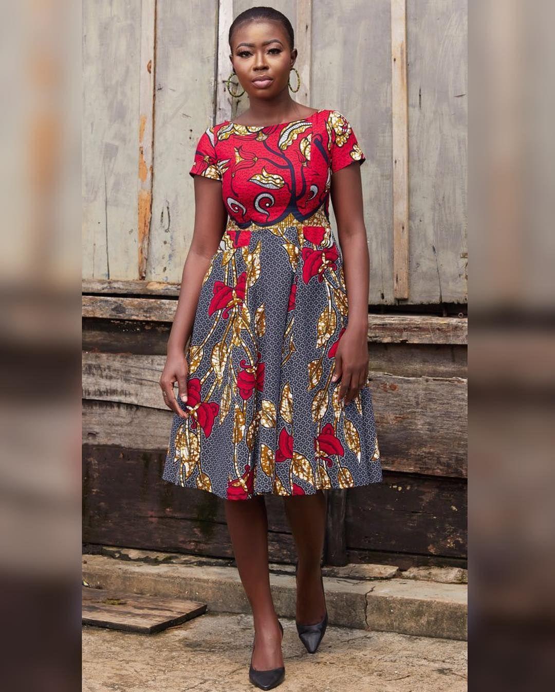 Ankara Jumpsuits Are Trendy Stylish And Fashionable Mammypi Com African Fashion Modern African Attire African Fashion Women [ 1345 x 1080 Pixel ]