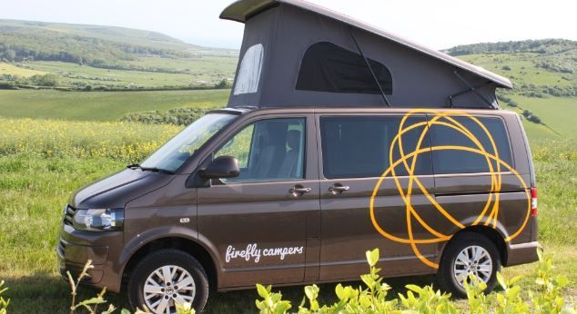 Firefly Campers Berwick, Polegate, East Sussex, UK, England