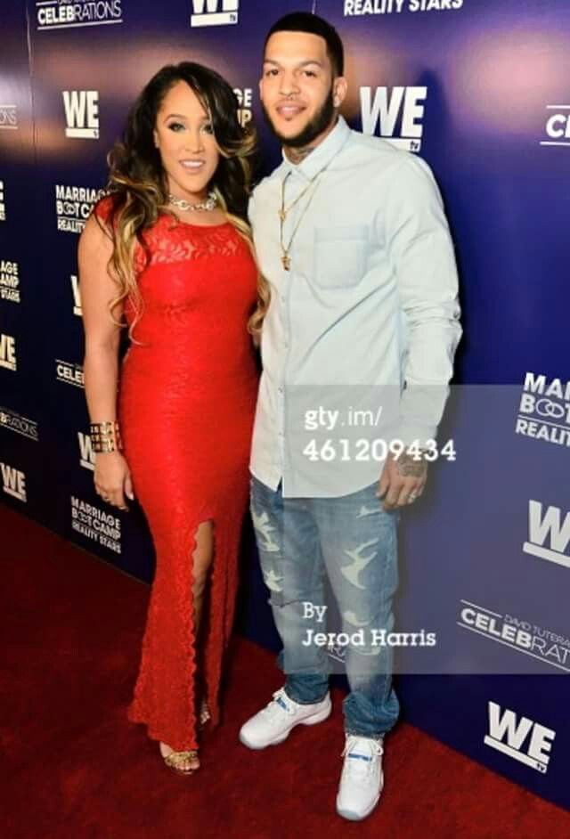 Natalie Nunn And Her Husband Jacob Payne Ladies That Got Jazz