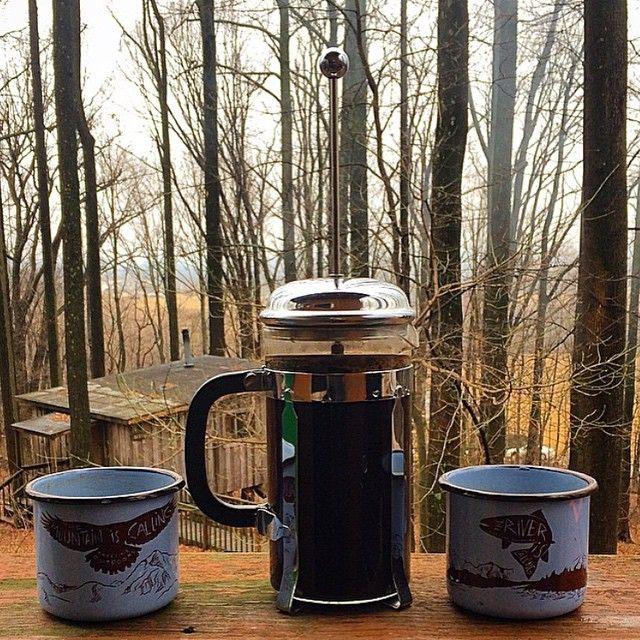 Alternative Coffee Brewing On Instagram Camp Coffee By Fieldtreasuredesigns Get Involved Alternative Camping Coffee Coffee Coffee Brewing