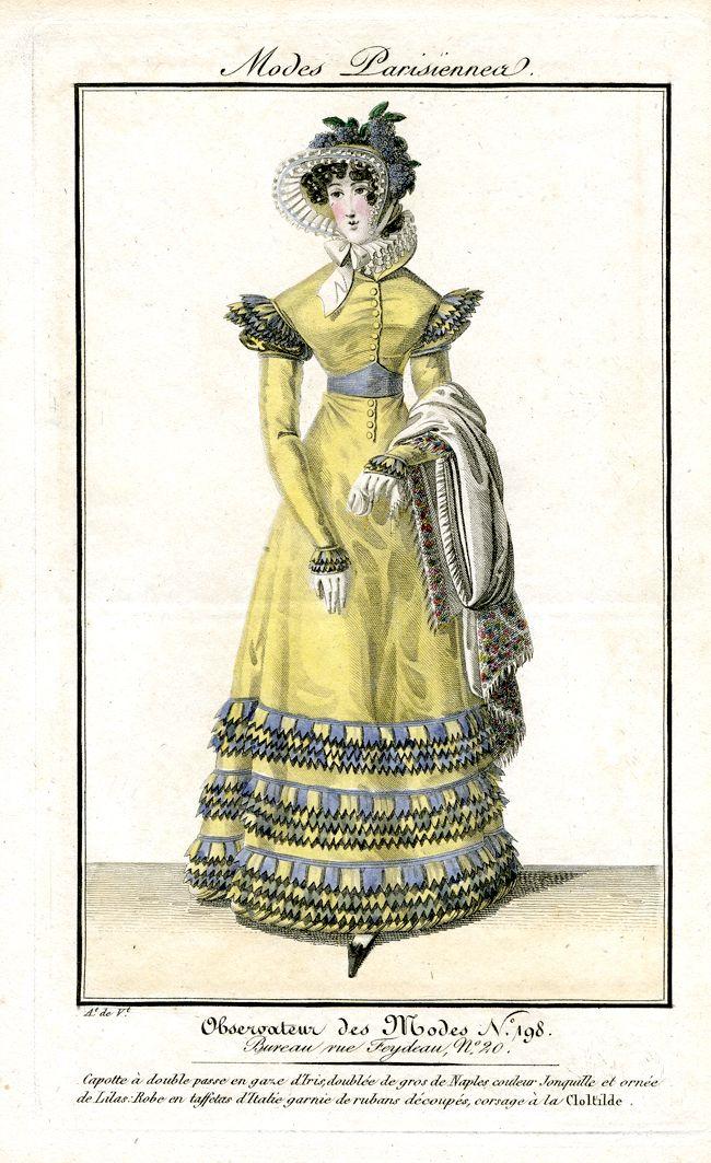 Plate 198 - Observateur des modes
