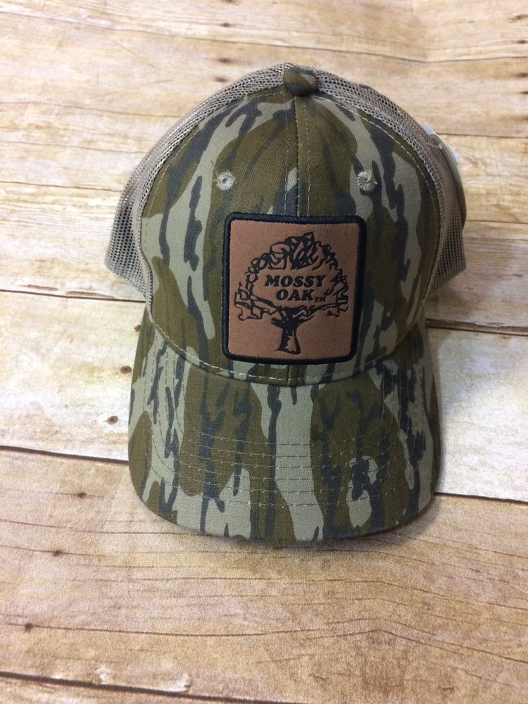 eaa69ac58ed Outdoor Cap Mossy Oak Logo Hat Mossy Oak Country Old Logo Vintage New  Camouflage  OutdoorCap  BaseballCap