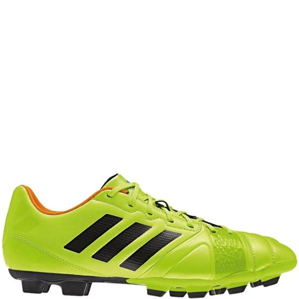 best service bcae0 96be3 adidas Nitrocharge 3.0 TRX FG - Samba Pack - Solar Slime Black Solar Zest  Firm Ground Soccer Cleats - model F32812