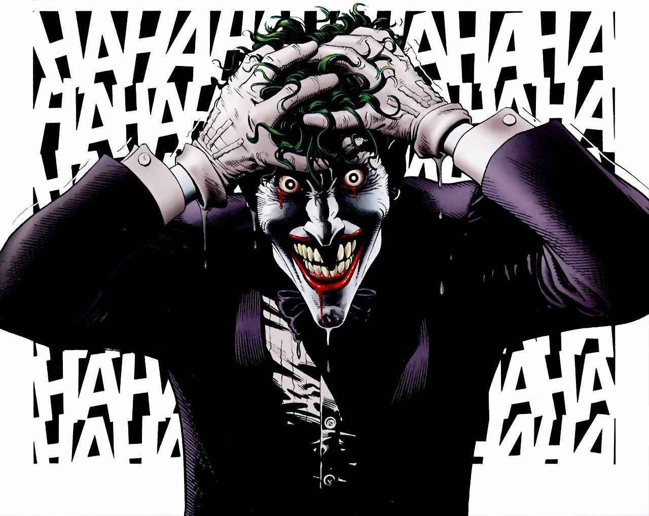 Batman: The Killing Joke / A Piada Mortal