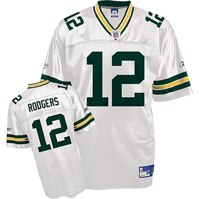 9f807a5a4 Aaron Rodgers White Jersey  19.99 This jersey belongs to Aaron Rodgers