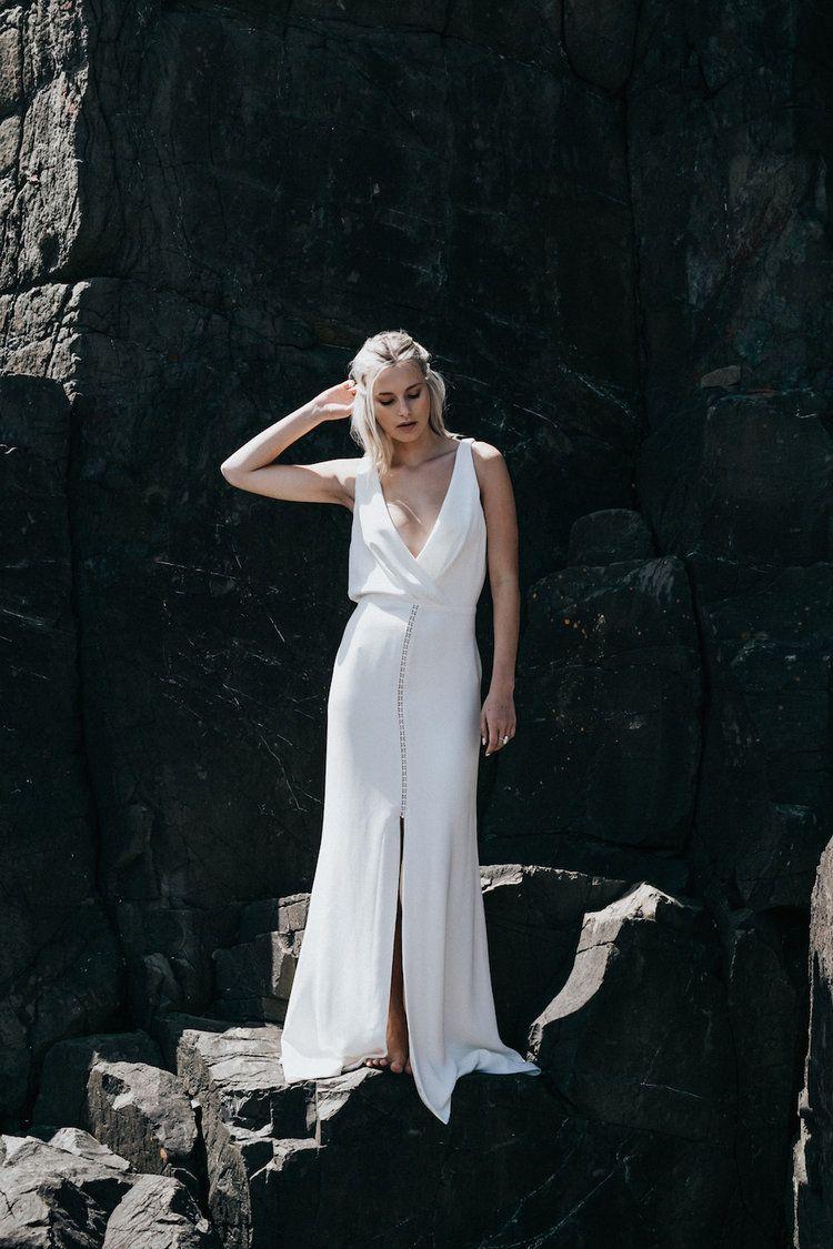 Prea james bridal arielle dress wedding dresses pinterest
