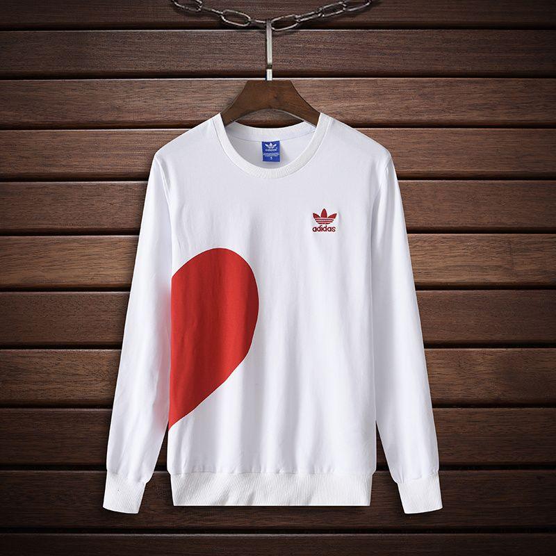 69e67ead5 2018 Real Womens adidas Valentines Day Sweatshirt S-2x CE-1688 White ...