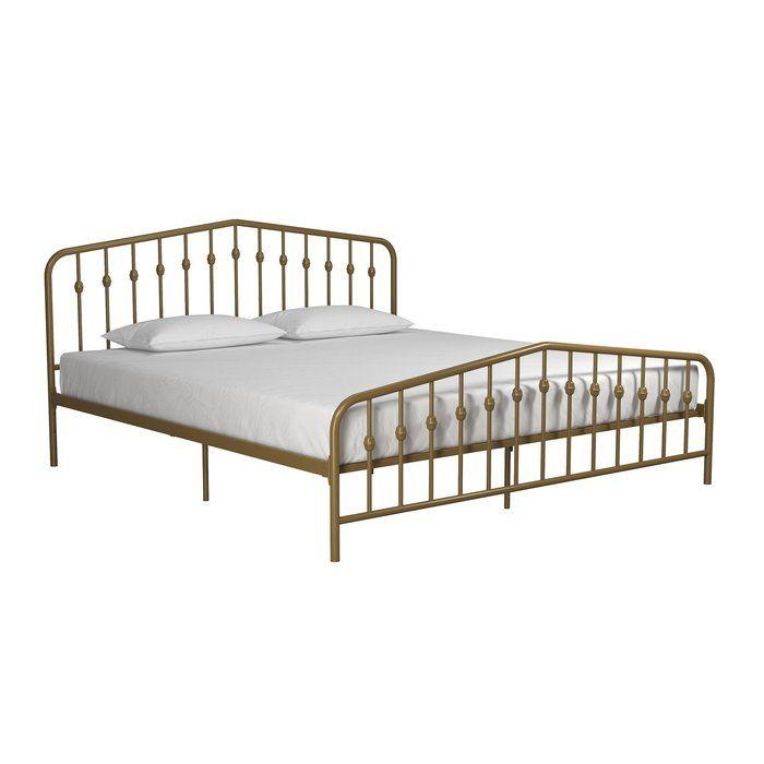 Best Bushwick Platform Bed Luxury Bed Frames Upholstered 400 x 300