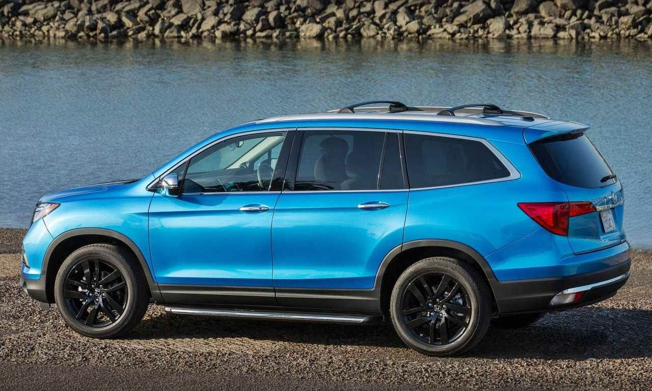 2018 honda pilot redesign changes