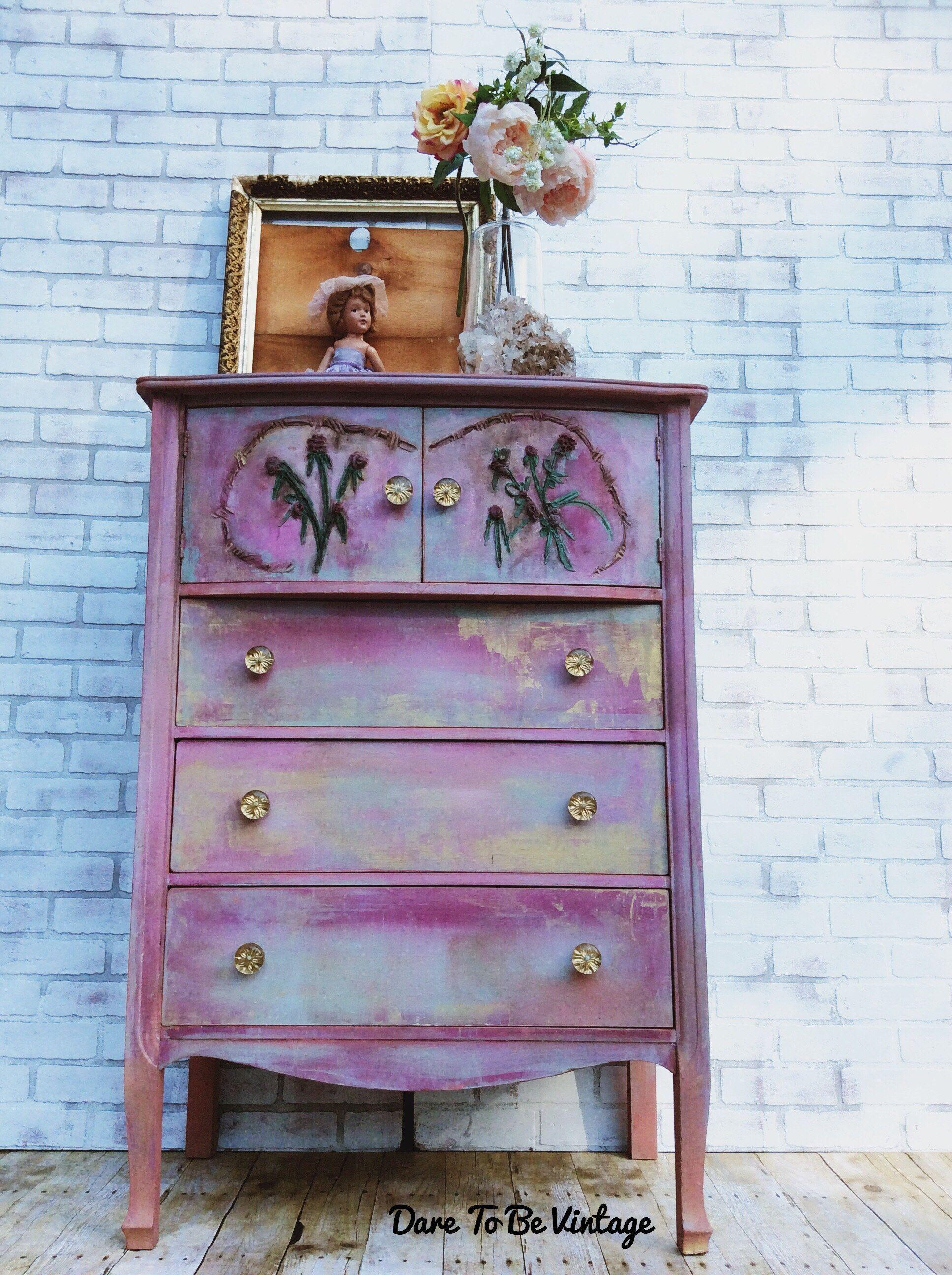 Hot Pink Drawer Knobs