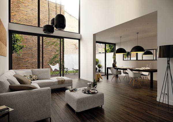 Décoration salon : 25 idées en photo pour s\'inspirer | Decoration ...