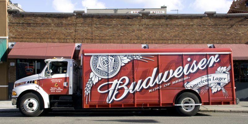 Peyton manning endorses budweiser owns budweiser