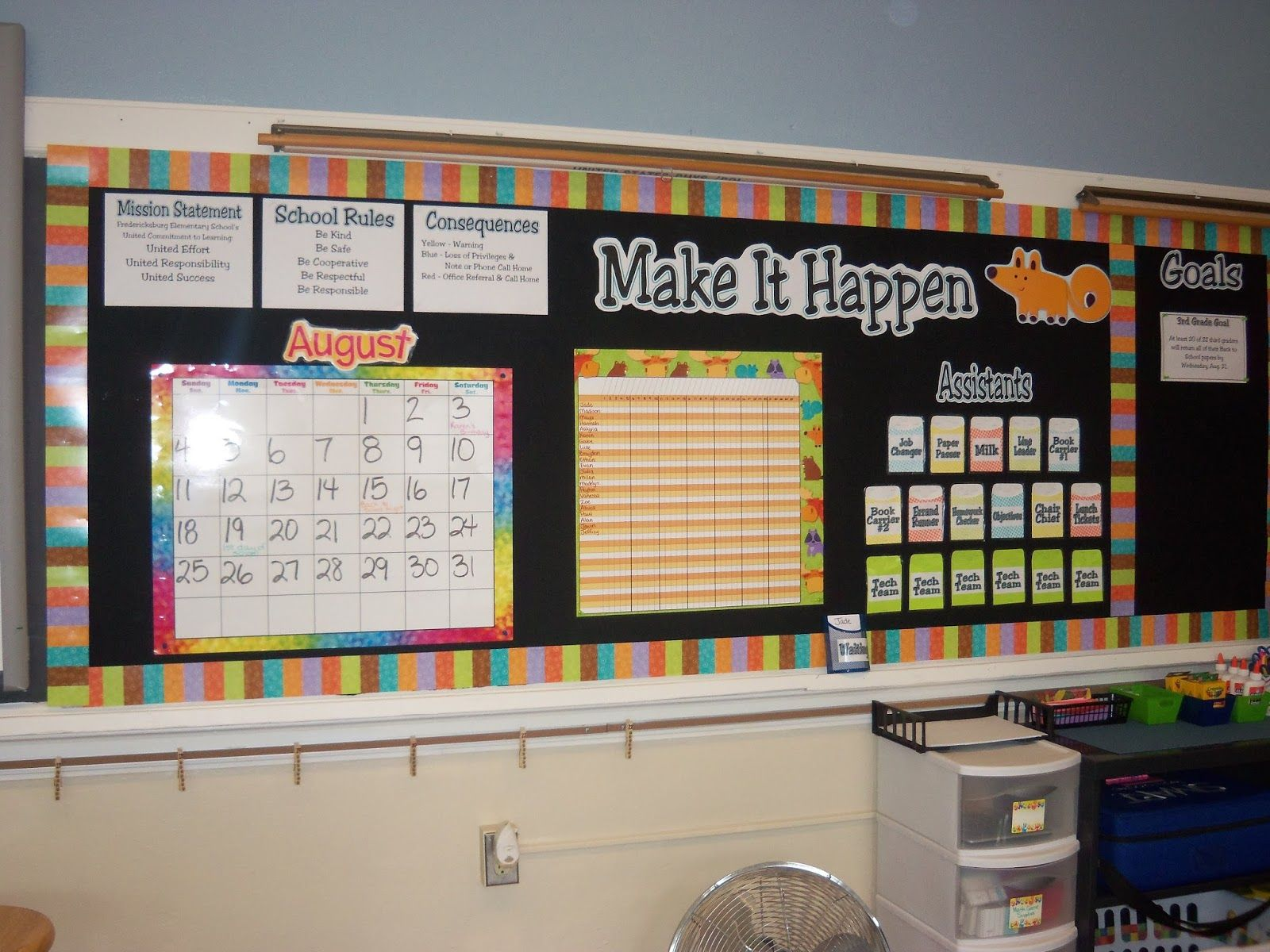 3rd Grade Classroom Design Ideas ~ Rd grade classroom reveal decor pinterest