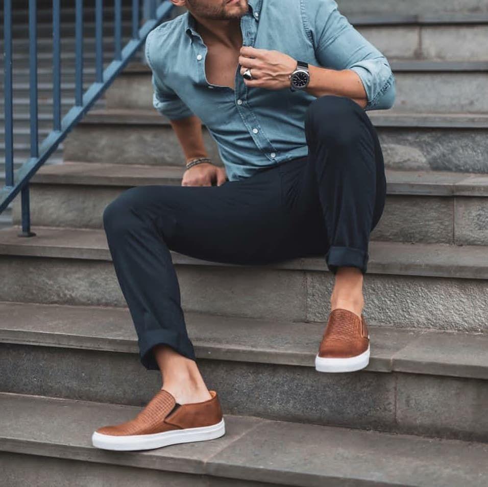 Arrancamos la semana con este outfit colores que combinan  un gran estilo tuoutfitarg also latest pants ideas for men casual menswear in rh pinterest
