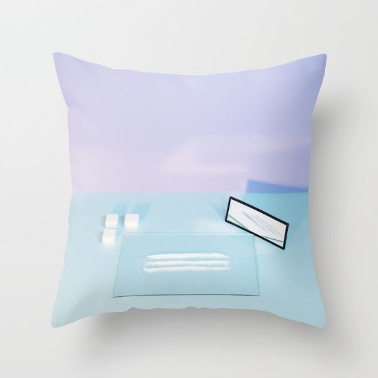 """""""IT'S JUST SUGAR?""""  $20.00  https://society6.com/product/its-just-sugar_pillow#25=193&18=126  MADE BY: NAOMI ROTHENGATTER - DIAZ"""