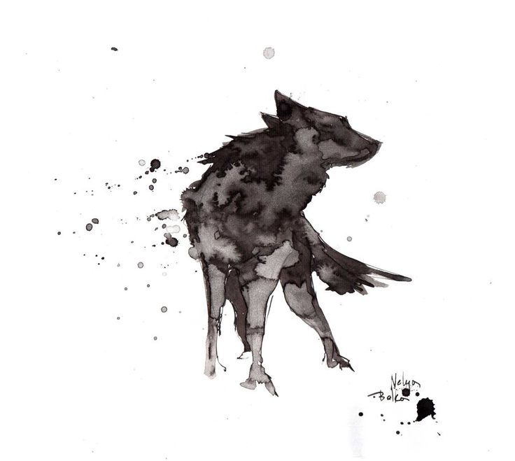 Photo of Wolf.ink by NelyaBelka.devian… on @DeviantArt,  #deviantART #NelyaBelkadevian #tattooideasa…