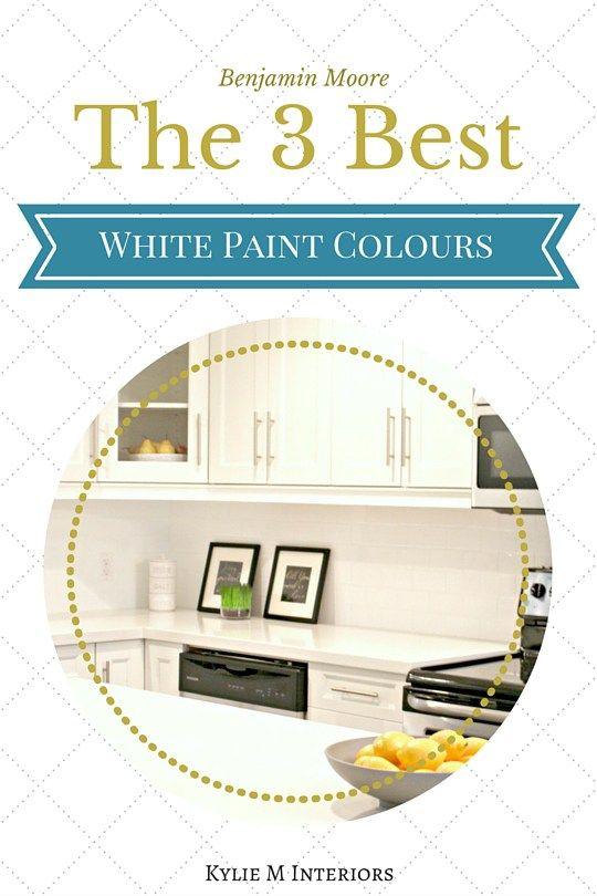 Best White Paint Colors colour review: benjamin moore 3 best off white paint colours