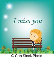 i miss you clip art message an i miss you message in a blue rh pinterest com miss you clipart images miss you clipart pictures