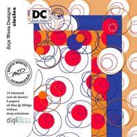 Circles | Anja Wens Designs | part of Dutch Choice April 2015 #dutchchoice #digiscrap #scrapbooking