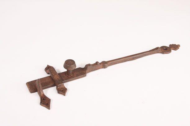 Grendel hefboom roest 300mm [9KS2027] - 22.40EUR : voordeurbeslag.be, Online winkel voor uw voordeur