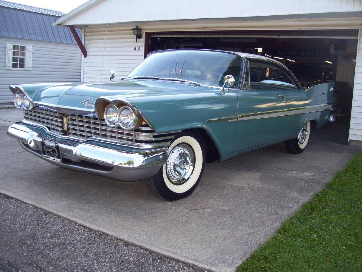 1959 Plymouth Belvedere 2 Door Hardtop | Old Rides 5 | Pinterest ...