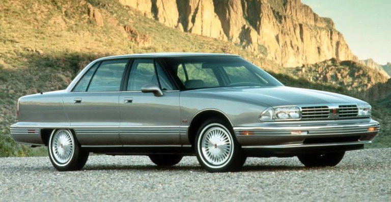 The 10 Best Looking Sedans Of 1991 Oldsmobile Sedan Custom Wheels Cars