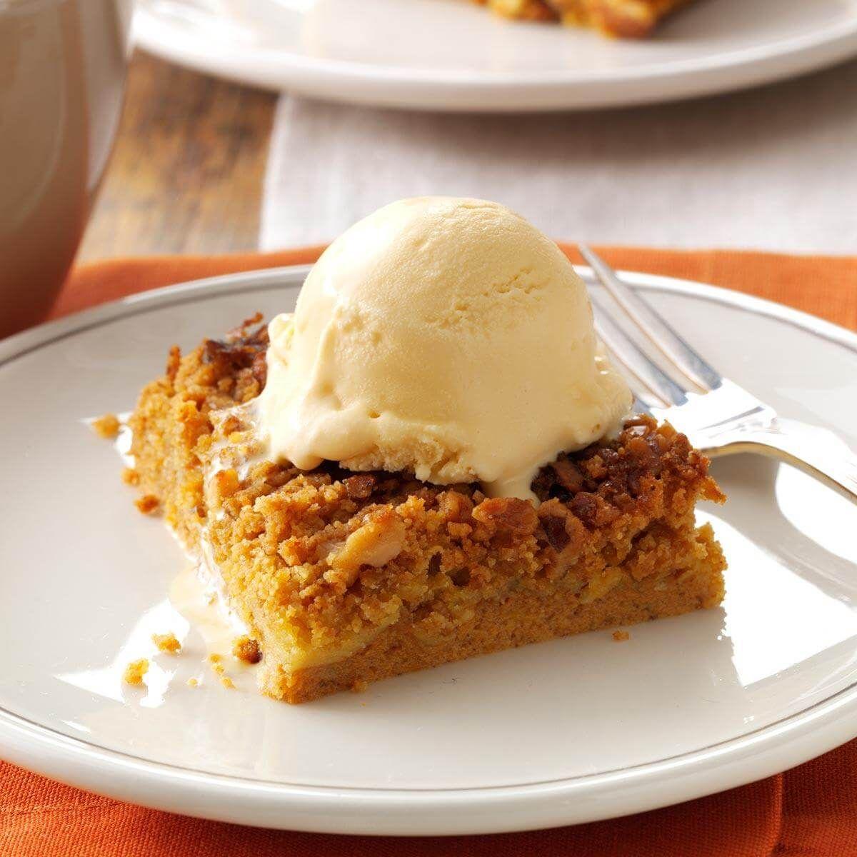 Great Pumpkin Dessert Recipe: Great Pumpkin Dessert