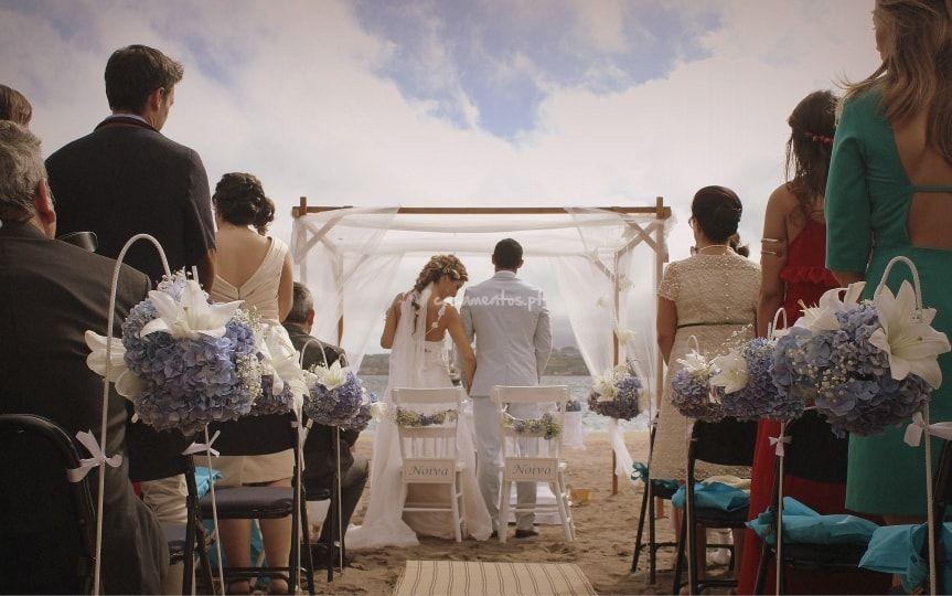 [I+A] Cerimónia de casamento de Plano A   Foto 1