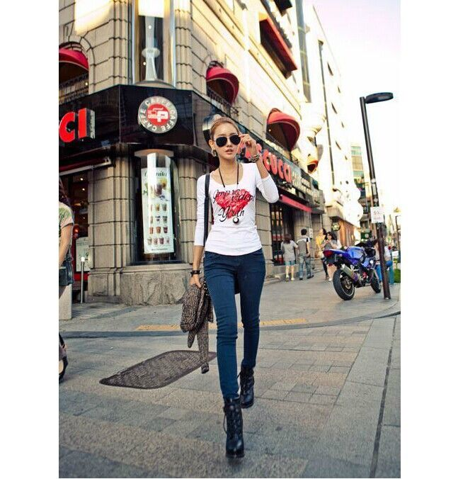 2014 Sexy NEW Fashion Women's Long Sleeve Letter Casual Tops T-shirt Free Shipping