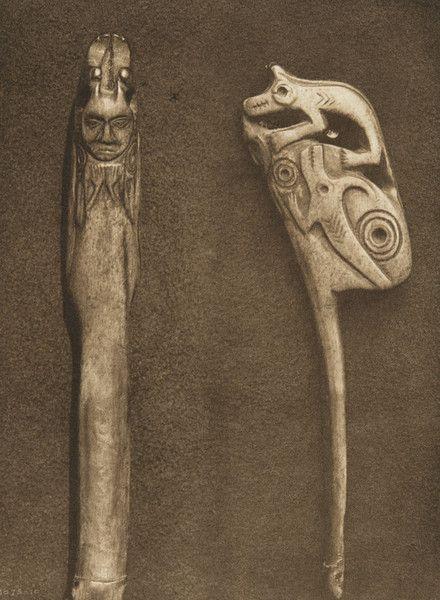 48e5966d4d4 Bone Carving - Cascade (The North American Indian