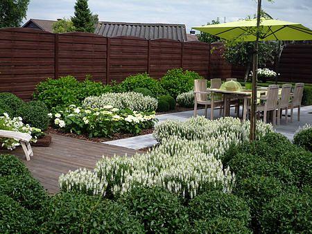 Tuin aanleggen derde mooiste tuin van vlaanderen for Moderne tuin aanleggen