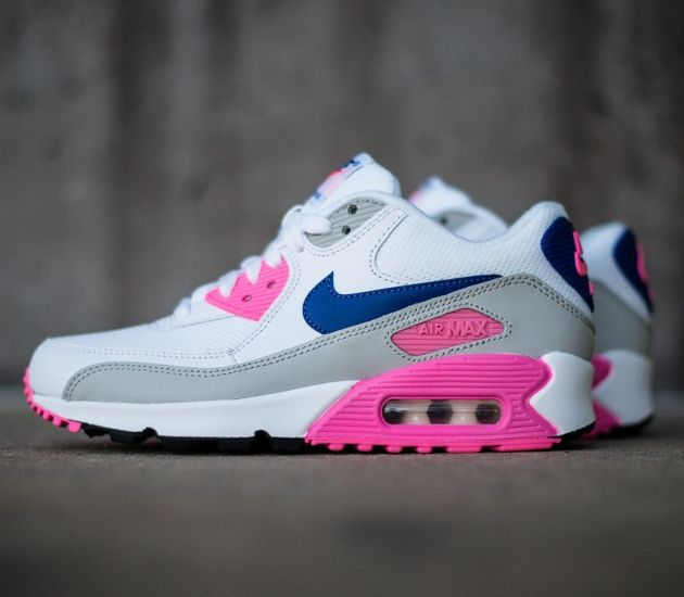 outlet store fe404 3618c greece nike wmns air max 90 essential pink glow 6977c 6a6e3