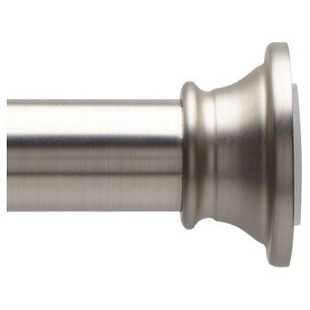 Tensa Tensions Rod Set Brushed Nickel 7 X2f 8 Quot 24 Quot