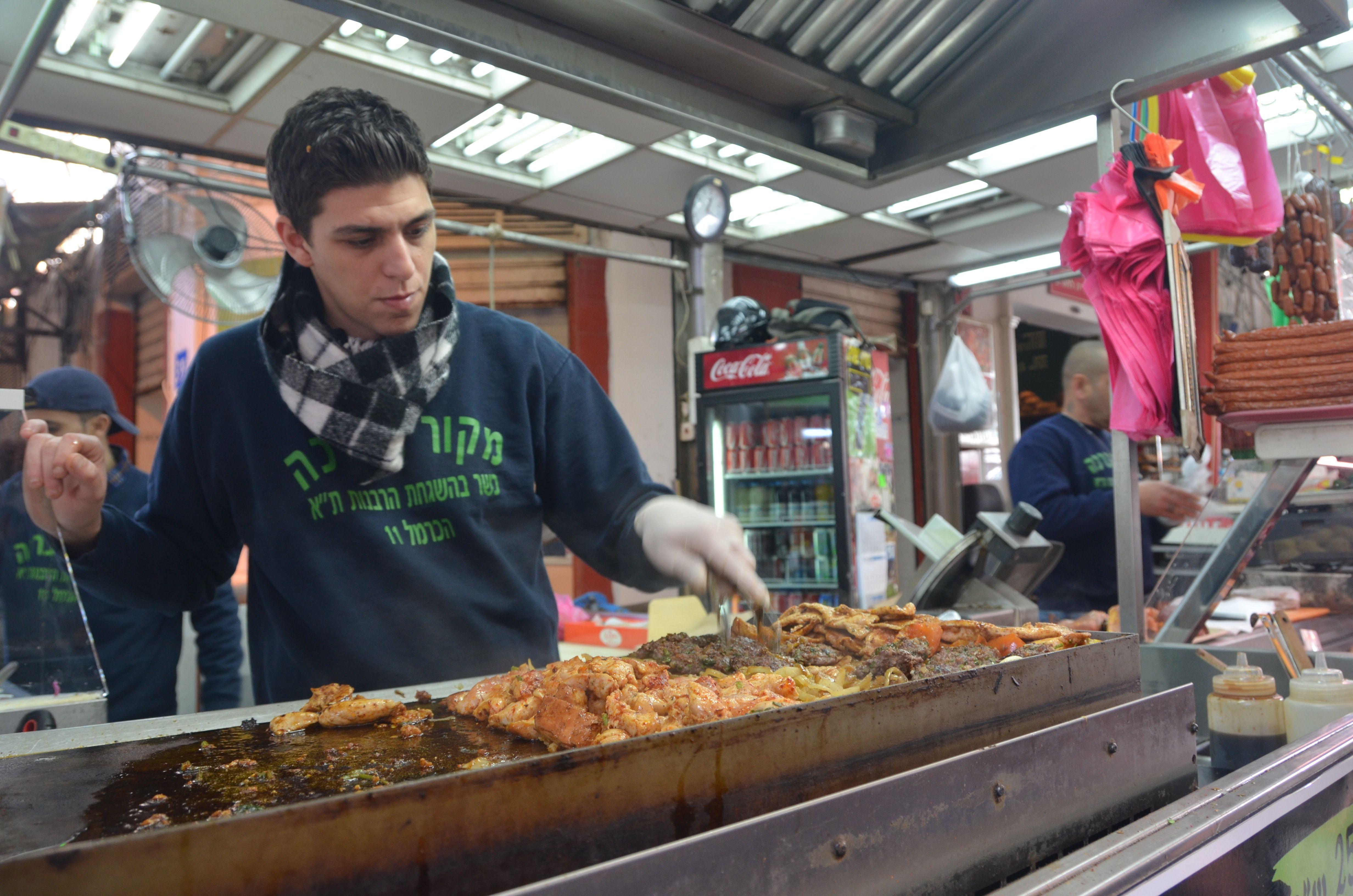 Makor habracha classic israeli street food by julee k