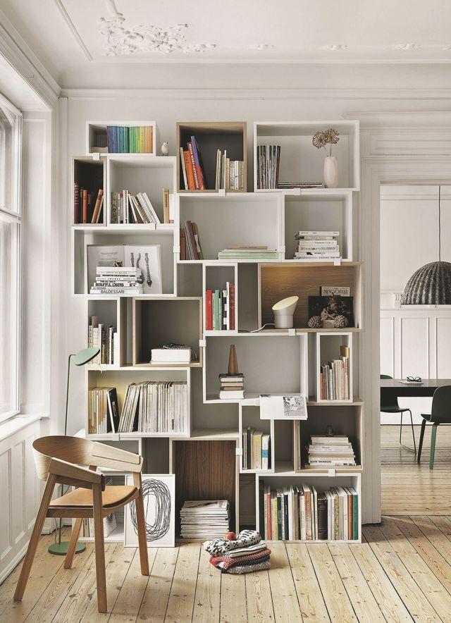 Bibliotheques Modulables Design Mobilier De Salon Decoration