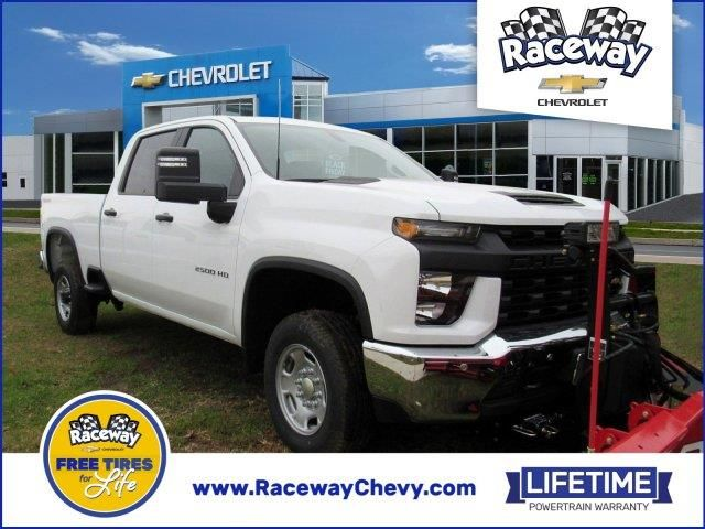 Review 2019 Chevrolet Silverado 2500hd Work Truck Crew Cab 4wd And