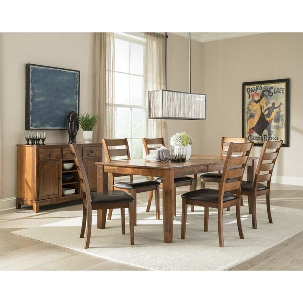 Kona Brandy 42X6078 Butterfly Dinette Table  Decorations Gorgeous Dining Room Furniture Outlet Stores Design Decoration