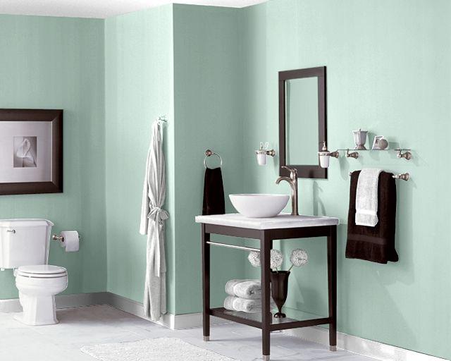 Pin By Denaya Dailey On My Shopinterest Store Seafoam Green Bathroom Green Bathroom Green Bathroom Paint