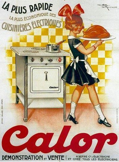Affiches anciennes de collection recherche google food and drinks publicit s vendanges - Affiche cuisine retro ...