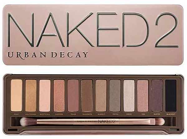 BEAUTY PARADISE-- The best seller palette in the world.Love the colors #naked2 by #urbandecay