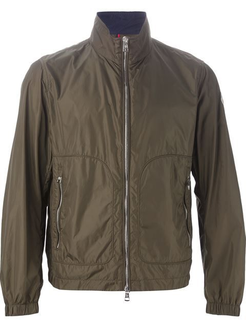 moncler renoir jacket black