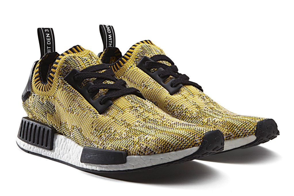 adidas nmd c1 womens yellow