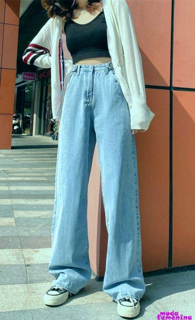 Los Mejores Jeans Para La Mujer De Estilo 2020 En 2020 Ropa Estetica Ropa De Moda Ropa Vintage Mujer