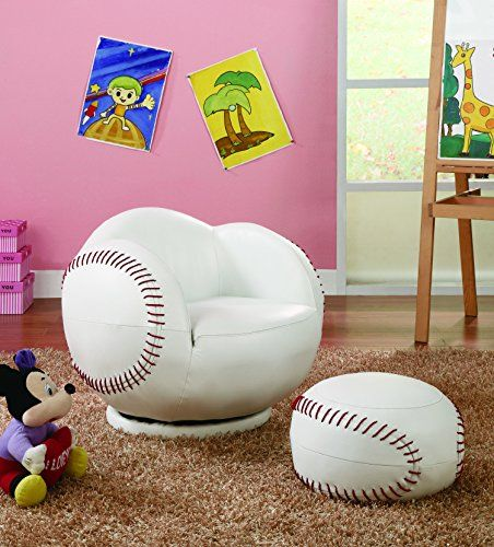 Coaster Home Furnishings 460177 Casual Chair, White | home interior ...